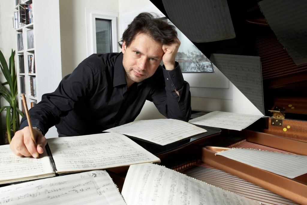 Richard Dubugnon, compositeur synesthète