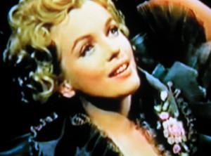 Marilyn Monroe synesthète - synesthésie