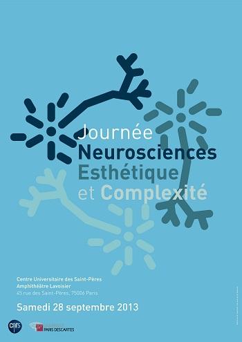 Actu Synesthéorie #16 : Evènement Neurosciences, Esthétique et Complexité – CNRS