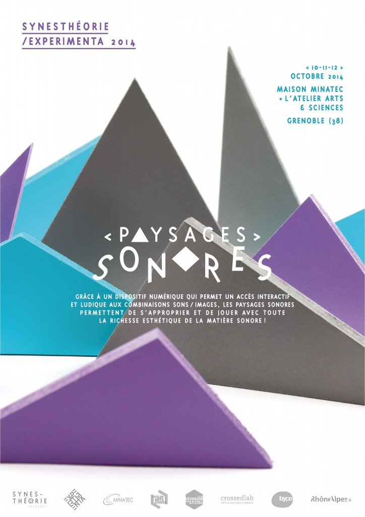 Paysages Sonores Laura Vincent Synesthéorie