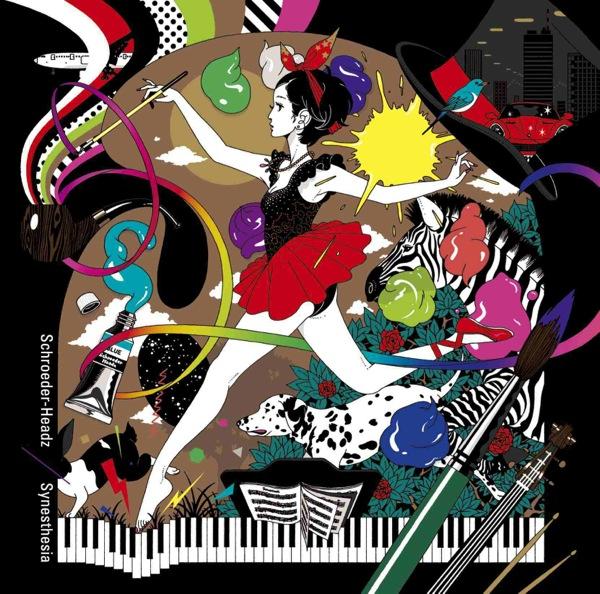 Schroeder-Headz' Second Album Synesthesia