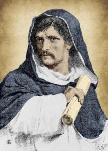 Giordano Bruno synesthesie heuresthesie