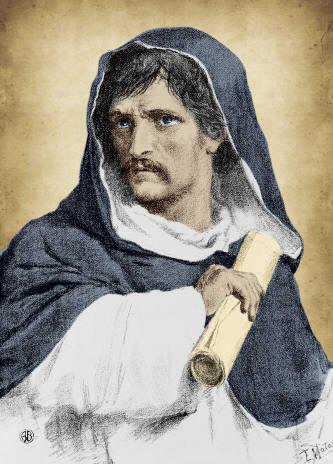 Giordano Bruno, heuresthète ?