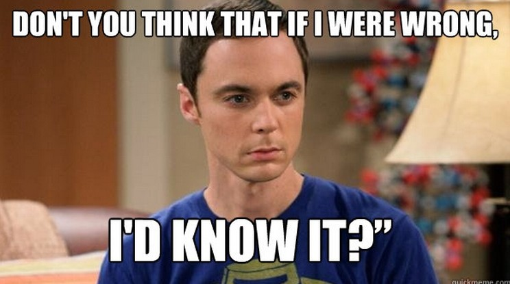 The Big Bang Theory : Sheldon Cooper synesthète