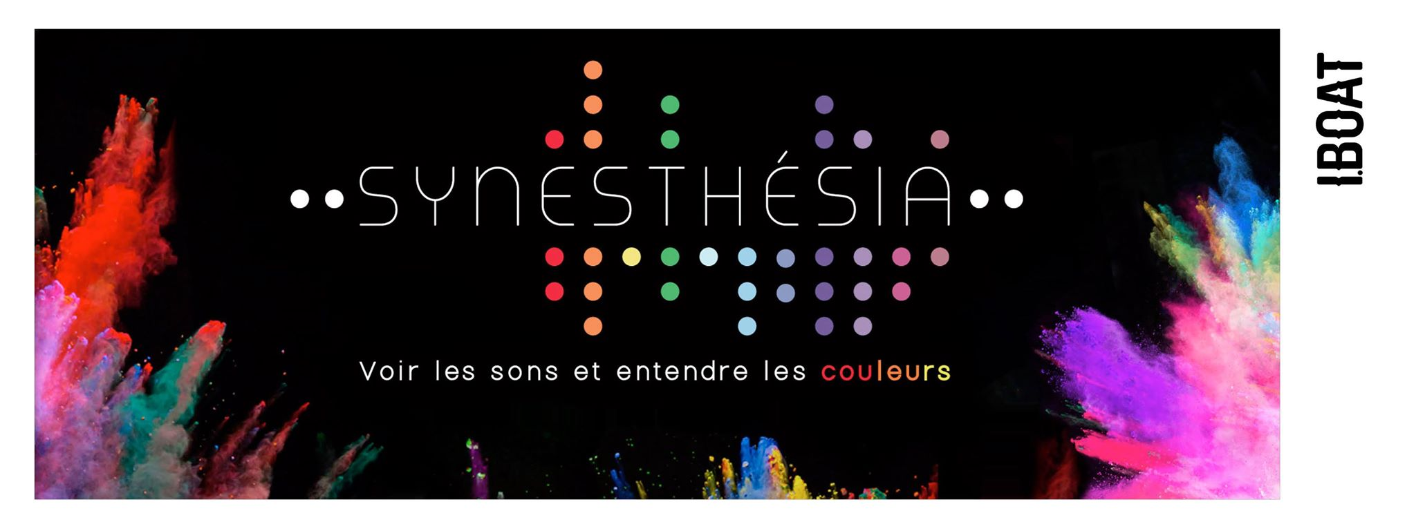APEROBOAT Synesthésia – Mardi 19 avril 2016